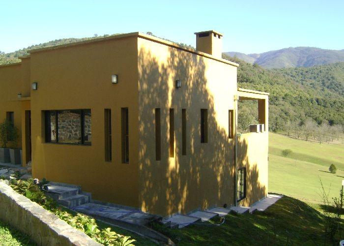 casa en montaña01